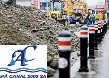 Luni va fi sistată furnizarea apei potabile în municipiul Pitești 6