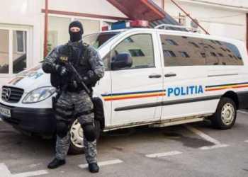 După crimă, înmormântare cu jandarmi și mascați la Stoenești 2