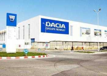 Producția de mașini în luna martie. Câte unități au fost produse la uzina Dacia 21
