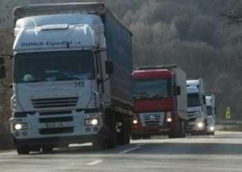 Șofer de camion amendat după ce a pus în pericol participanții la trafic 3