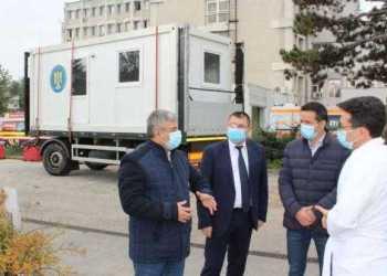 """Adrian Miuțescu : """"Personal, m-am implicat pentru ca județul Argeș să beneficieze de aparatură medicală de top, în timpul pandemiei de coronavirus"""" 11"""