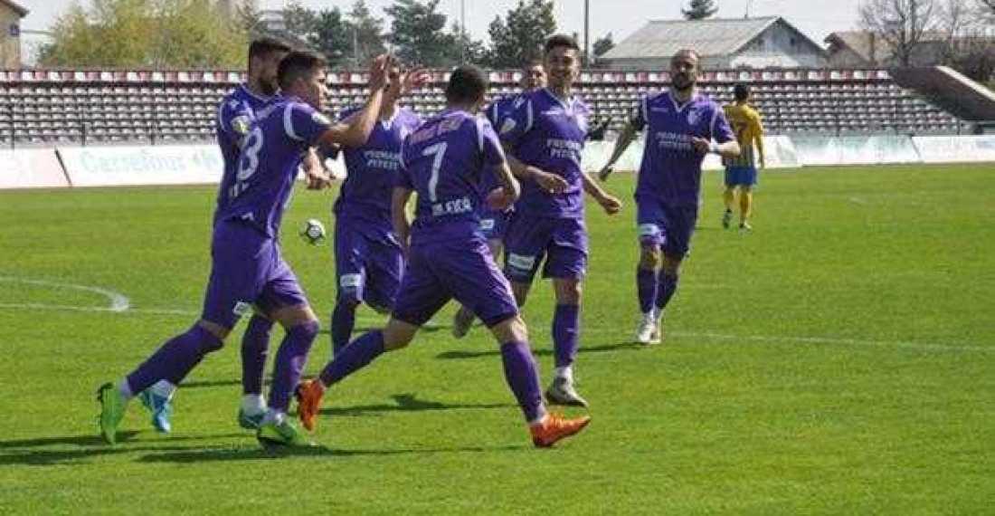 Transferuri noi la FC Argeș! Doi jucători de la Chindia au semnat pentru formația din Trivale 1