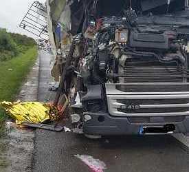 Accident mortal pe autostrada București-Pitești! Traficul este restricționat 6