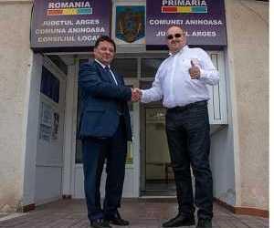 Marius Manole și-a depus candidatura pentru funcția de primar al comunei Aninoasa 6