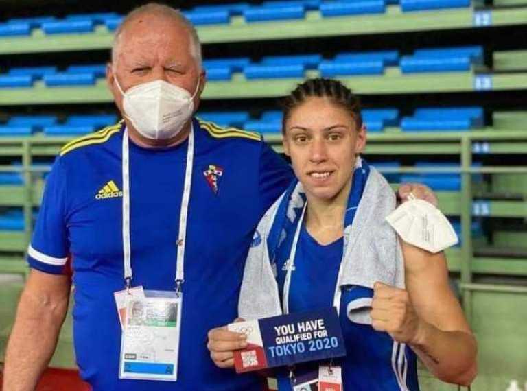 Pugilista musceleană, Claudia Nechita calificată la Jocurile Olimpice de la Tokyo 1