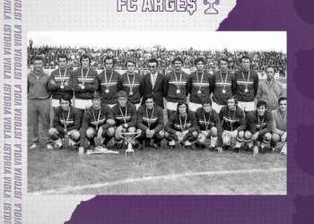 25 iunie 1972 - FC Argeș devenea pentru prima oară CAMPIOANA României 1