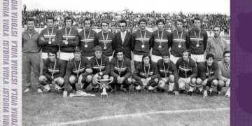 25 iunie 1972 - FC Argeș devenea pentru prima oară CAMPIOANA României 4