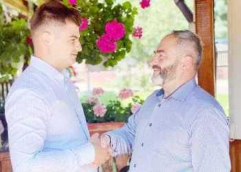 Mesaj emoţionant al deputatului PSD Aurel Bălăşoiu către fiul său, Victor 6