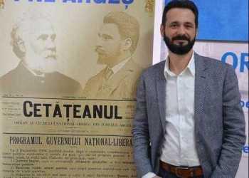 Mihai Coteț candidează pentru conducerea organizației PNL Pitești 1