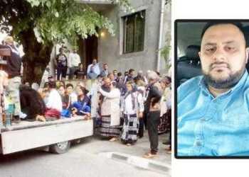 Babi, un rom împuşcat în America, a fost jelit de rudele din Argeş 2