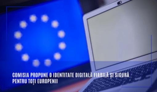 identitate digitala
