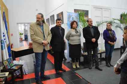 George Grigore, Vasile Bogus, Anica Popa, Cristi Toma și Violeta Mitescu