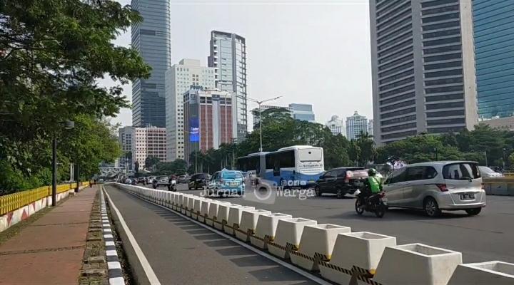 Lalu Lintas Jakarta H-6 Lebaran Idul Fitri Masih Macet Efek Larangan Mudik