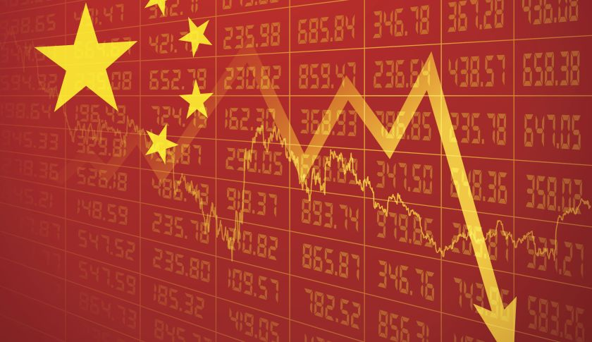 china market crash