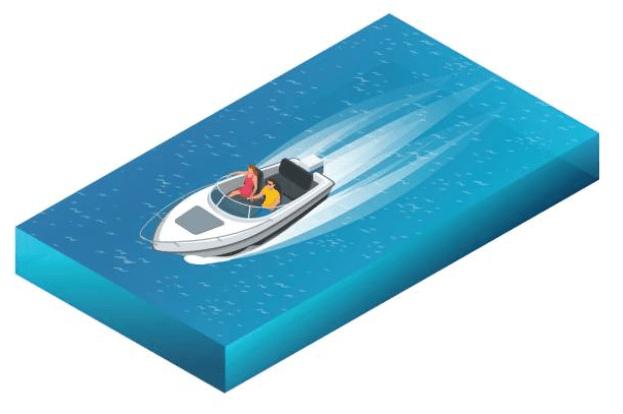 plukdinimas laivu Rusnė Nida Šilutė
