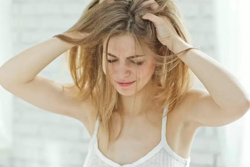 couro cabeludo cuidar