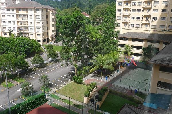 Oakleaf ParkBukit Antarabangsa Ampang Malaysia