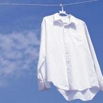 白シャツの黄ばみの落とし方。重曹と酸素系漂白剤で真っ白に