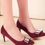 スエード素材の靴は結婚式に履いてもいい!?秋冬ならOK!