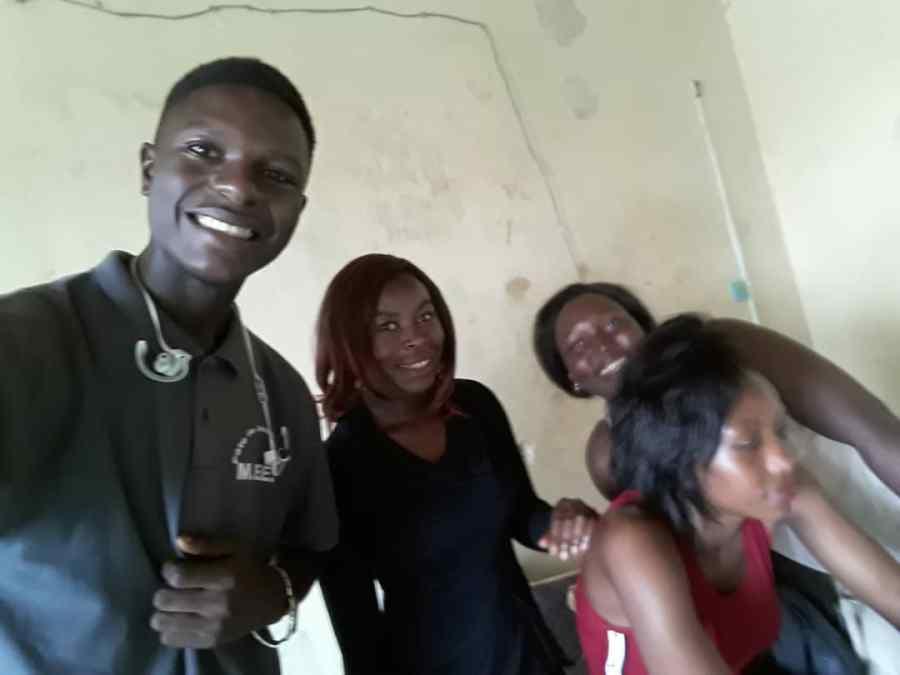 Juryman students