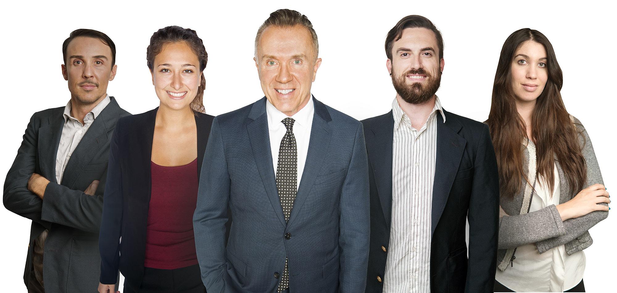 Jury Pickers Team