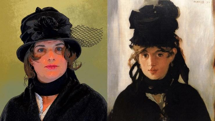 Berthe Morisot Biography for Kids
