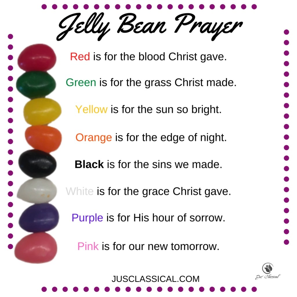 Jelly Bean Prayer picture