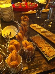 Churros with Chocolate and other desserts, Catalunya