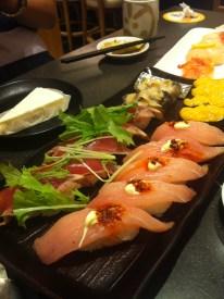 Sushi; Genki Sushi