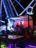 Live music; Top View Seafood & Beer Garden, Asiatique, Bangkok