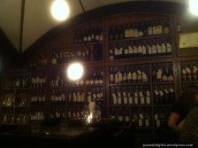 Italian wines; diVino Food & Wine, Bangkok