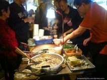 Puppy Noodles; At Kweilin Street Night Market
