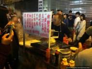 Cheung fun stall; Kweilin Street Night Market