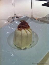 Montebianco (Mont Blanc Dessert); 8 ½ Otto e Mezzo BOMBANA