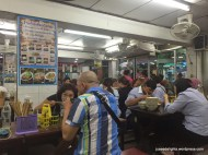 Interior; Ruathong Noodles, Bangkok