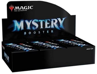 Magic Booster Mystery