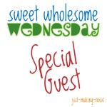 Sweet Wholesome Wednesday Special Guest: Divina Pe