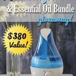 Humidifier & Essential Oil Bundle Giveaway