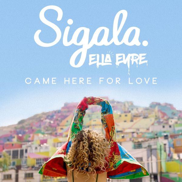 Sigala Cover Single JustMusic.fr