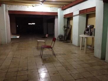 Dance hall in Casa Tango