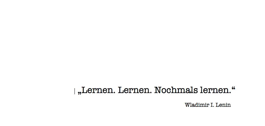 Zitat Lenin