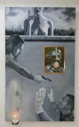 Gemälde Raul Oliveros Cantiillo
