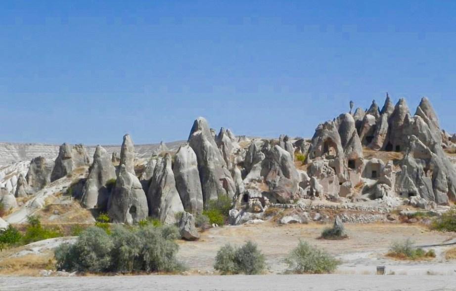 Traumlandschaft in Kappadokien