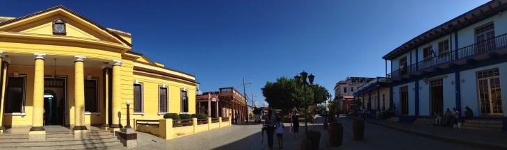 Das charmante Stadtzentrum von Baracoa