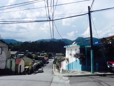 Straße Jarabacoa