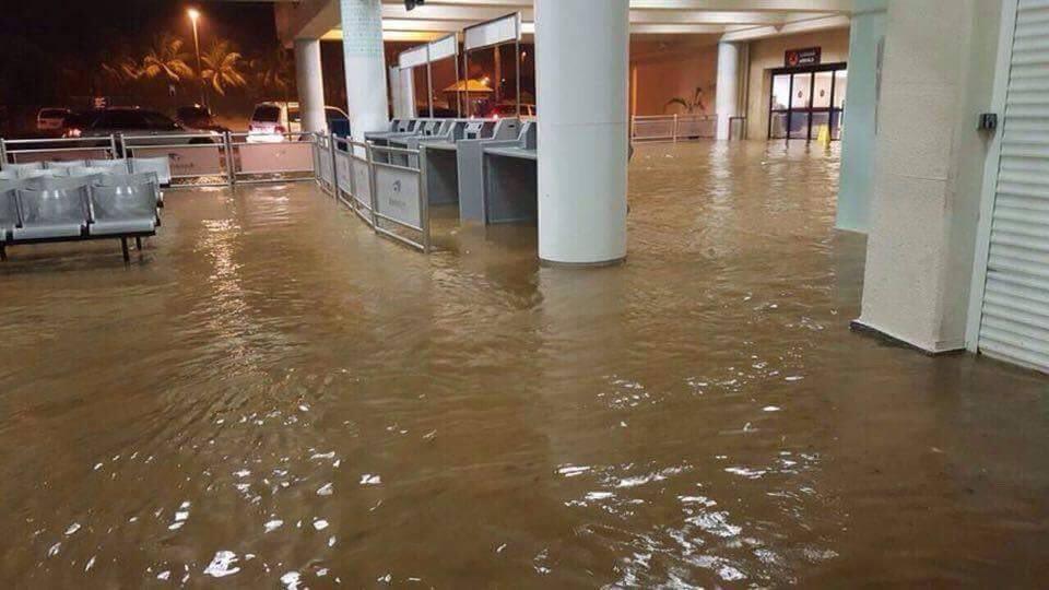 Regen Dominikanische Republik 2016