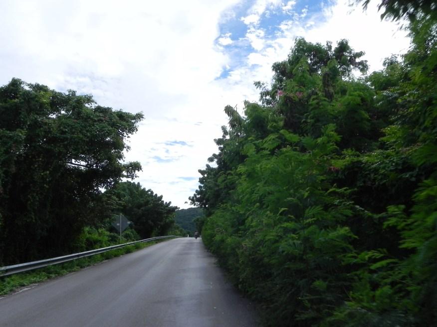 Barahona Küstenstraße