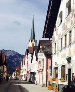 Ludwigstraße Garmisch-Partenkirchen
