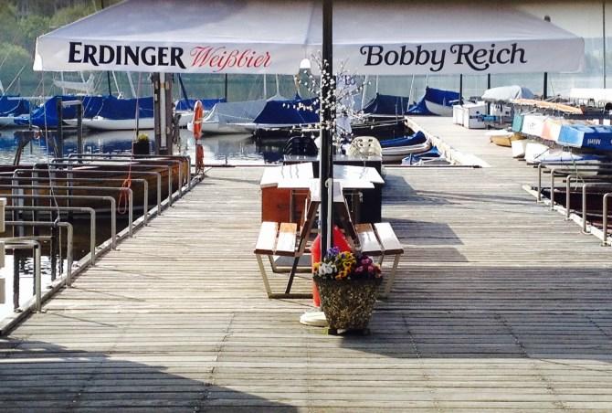 Bobby Reich Alster Bootssteg