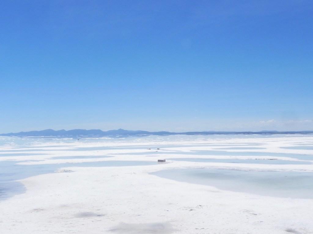 Die schönsten Orte der Welt Salat de Uyuni